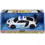 Детска полицейска кола Audi R8 Дики, 049017