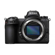 Nikon Z6 Cámara Mirrorless sin Espejo de Lente Intercambiable, Wi-Fi, Bluetooth, color Negro