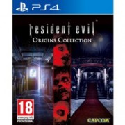 Resident Evil Origins Collection, за PS4