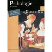 Psihologie - Clasa 10 - Manual - Ion Dafinoiu