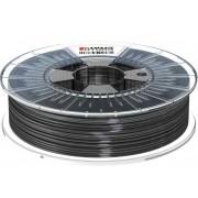 1,75 mm - HDglass™ Čierny (Blinded) - tlačové struny FormFutura - 0,75kg