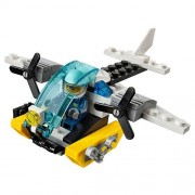 Lego City Prison Island Helicopter Polybag 30346
