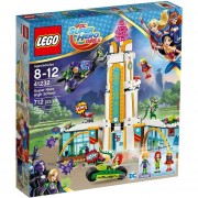 Lego - 41232 Dc Super Hero Girls Escuela De Super Heroes
