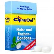 BIO-DIAET-BERLIN GmbH China-Oel Hals- und Rachenbonbons - ohne Zucker