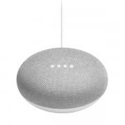 Google Home Mini Smart Speaker Assistant (witgrijs)