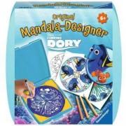 Детски комплект - Мини мандала - Търсенето на Дори - Ravensburger, 7029839