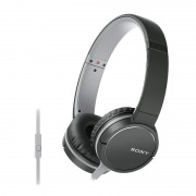 HEADPHONES, SONY MDR-ZX660AP, Black (MDRZX660APB.CE7)