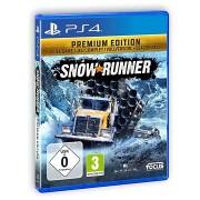 SnowRunner Premium Edition - PS4