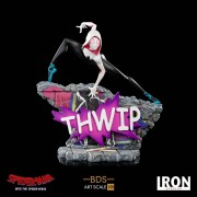Iron Studios Spider-Man: Into the Spider-Verse BDS Art Scale Deluxe Statue 1/10 Gwen Stacey 17 cm