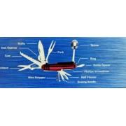 Комбинирано джобно ножче, лъжичка, виличка и др. тип Victorinox