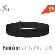 Tantra RunZip Sports Waist Band Running Belt Gym Mobile Pouch Workout Waist Belt For Men and Women 4 sizes