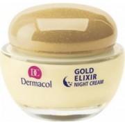Crema de noapte Dermacol Gold Elixir Rejuvenating Caviar 50ml