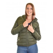 Mayo Chix női átmeneti kabát ABBA m2017-2Abbahim/zold