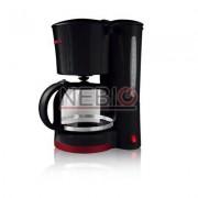 Filtru de cafea Victronic, 870 W, 10-12 Cesti, Negru