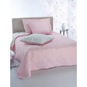 VEDIA Kissenhülle «Ultra» 65 x 65 cm, rosa/elfenbein