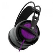 Геймърски слушалки steelseries siberia 200 sakura purple/steel-head-51136
