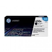 HP 650A Original Toner Cartridge CE270A Black