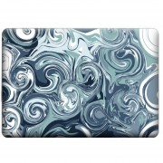 Cubierta Protectora Para Laptop Para Macbook Pro Cubierta Dura Para Pintura Con Superficie De 13 Pulgadas - Blanco