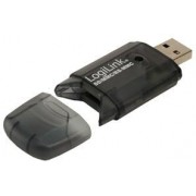 Card reader LogiLink CR0007 (Negru)