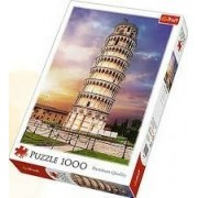 Puzzle Trefl Turnul din Pisa