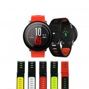 Bratara de schimb din silicon pentru smartwatch Xiaomi AmazFit 1 AmazFit 2 22mm