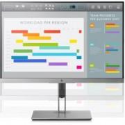 "Hewlett Packard HP EliteDisplay E243i 24"" Full HD IPS Zwart, Zilver computer monitor"