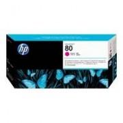 HP 80 Cartouche Magenta C4822A
