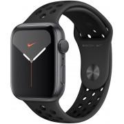Apple Watch Series 5 Nike 40mm vesmírně šedý hliník s černým Nike řemínkem