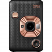 Fujifilm Instax Mini LiPlay Aparat Foto Instant Hibrid Elegant Black
