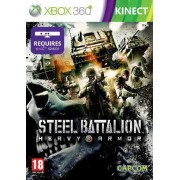 Steel Batalion Heavy Armor Kinect X360