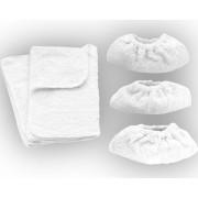 Set lavete Kärcher & rezerve din bumbac pentru aparat de curatat cu aburi SC1