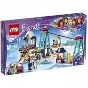 Конструктор ЛЕГО ФРЕНДС - Лифт в зимния курорт, LEGO Friends, 41324