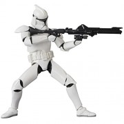 "MAFEX Mafex CLONE TROOPER ""Star Wars: Episode II"" non-scale ABS & ATBC-PVC painted action figure"