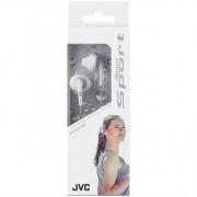 JVC hoofdtelefoon inner-ear sport wit HA-EN10