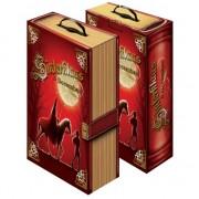 Geen Sinterklaas versiering kartonnen boek