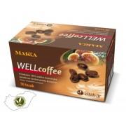 Ganoderma gomba kivonatot tartalmazó 100% arabica instant kávé - MAKKA WELLcoffee