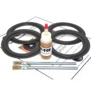 "Infinity 5.25"" Speaker Foam Surround Repair Kit - 4 piece, 5.25 Inch"