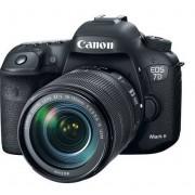 Canon EOS 7D MARK II + 18-135mm IS USM - Man. ITA - 2 ANNI DI GARANZIA