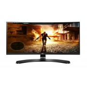 "Monitor IPS, LG 29"", 29UC88-B, Curved, 5ms, 5Mln:1. Mega DFC, HDMI/DP, Speakers, 21:9, 2560x1080"