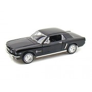 1964 1/2 Ford Mustang Coupe 1/24 - Black
