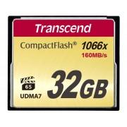 Transcend CF-kort Transcend Ultimate 1066x 32 GB