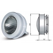 Reflektor fóliás medencéhez EU-s 12V 300W URN-FSA