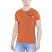 E9 Big Ball t-shirt Heren bruin XL 2016 Casual shirts
