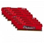 G.Skill 32 GB DDR3-RAM - 1866MHz - (F3-14900CL9Q2-32GBZL) G.Skill RipjawsZ-Serie - CL9