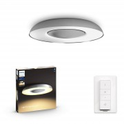 Philips Hue Still plafondlamp - White Ambiance - aluminium (incl. DIM switch)