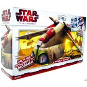 Star Wars, Clone Wars Republic Gunship Bomber