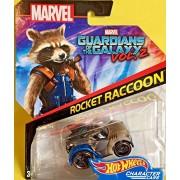 Hot Wheels 2017 Guardians of the Galaxy Vol. 2 BDM71 (Rocket Raccon)