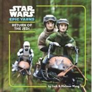Star Wars Epic Yarns: Return of the Jedi, Hardcover/Jack Wang