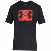 Under Armour Boxed Sportstyle T-Shirt - Black - L - Black