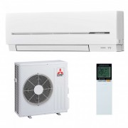 Mitsubishi Electric 24000 BTU inverter MSZ-GF71VE-SUZ-KA71VA
